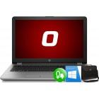 Biznesowy Laptop HP | i3-6006U | 8GB | SSD240 | Full HD | do 7 Godzin | Win10 |