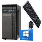 Komputer 8-Rdzeniowy! | 8x3,80GHz | 8GB | SSD240 | Radeon R7 | DVD | Win10