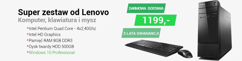 Zestaw Lenovo