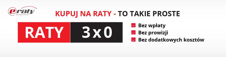 Raty 3x0
