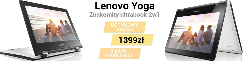 Lenovo Yoga 2w1