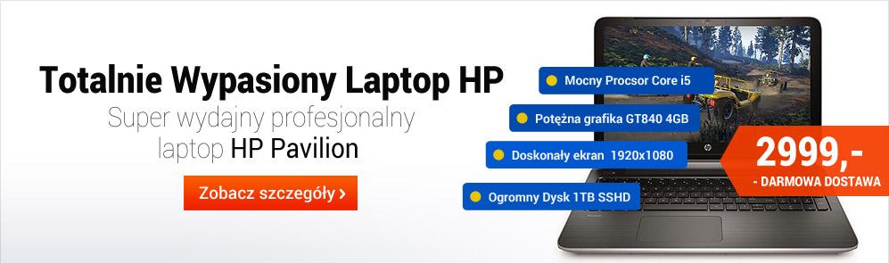 Totalnie wypasiony HP